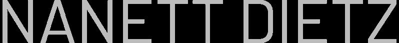 Logo Nanett Dietz